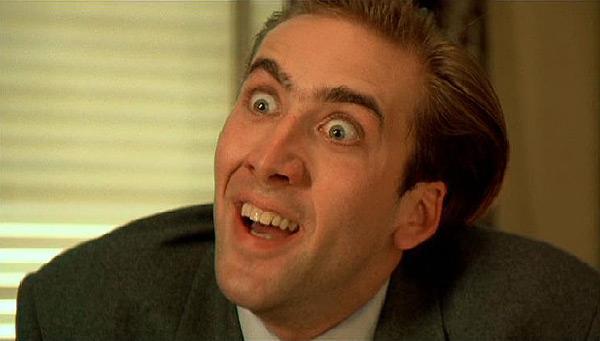 Vampire's Kiss - Nicolas Cage