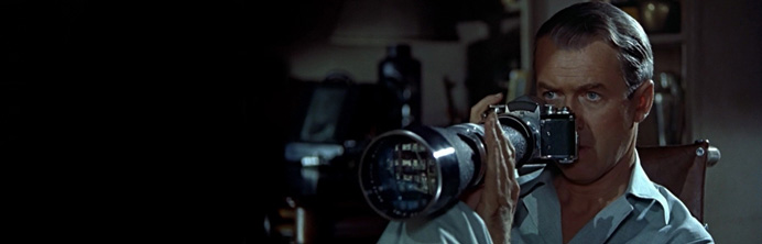 Rear Window - Featured