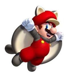 Wii U New Super Mario Bros. U
