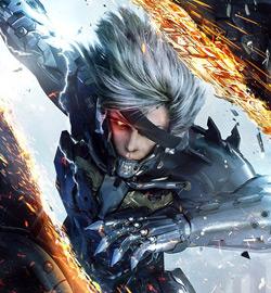 Metal Gear Rising: Revengeance - F2