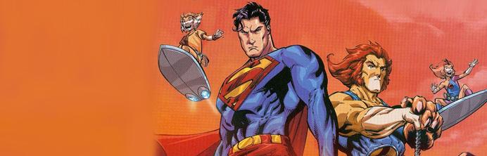 Superman Thundercats