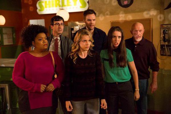 Community - Season 5 Episode 6 - Analysis of Cork-Based Networking