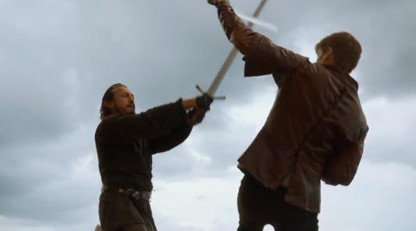 Game of Thrones - Season 4 Episode 2 - Bronn Jaime