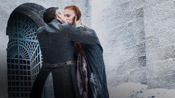 Game of Thrones - Season 4 Episode 7 - Littlefinger Sansa