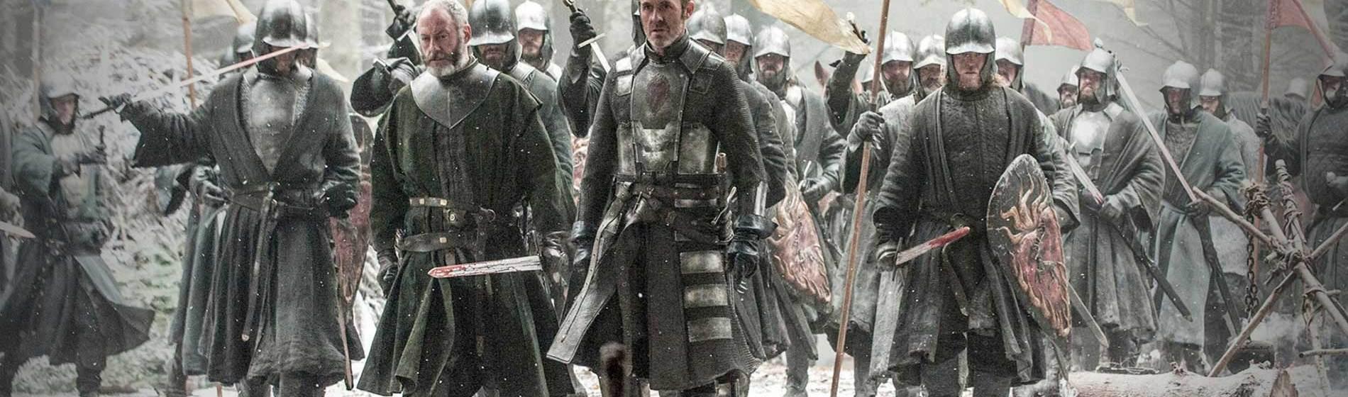 Game of Thrones - Season 4 Episode 10 - Stannis
