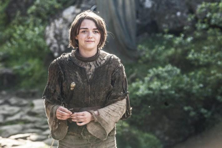 Game of Thrones Season 4 Episode 8 Arya