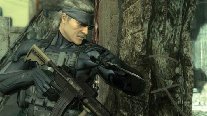 Old Snake (aka Solid Snake - again)