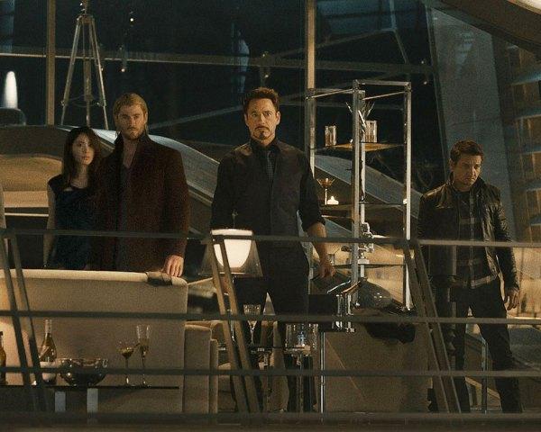 Avengers-: Age of Ultron