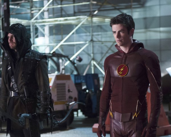 The Flash - Episode 22 Rogue Air