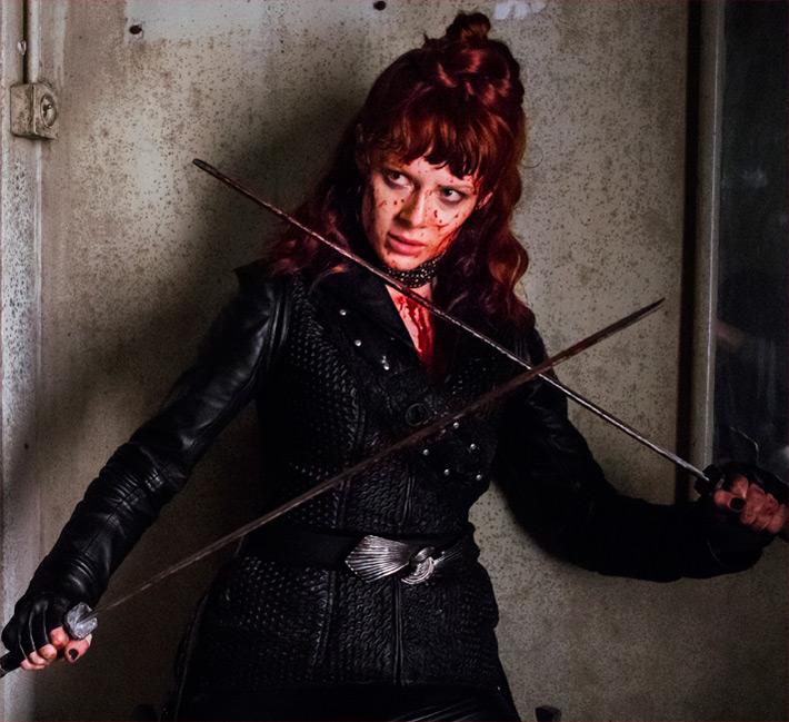 Into the Badlands Season 2 Emily Beecham