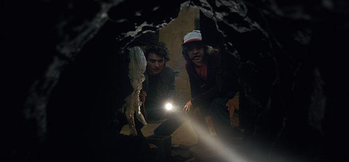 Stranger Things Season 2 The Gate - Steve Dustin