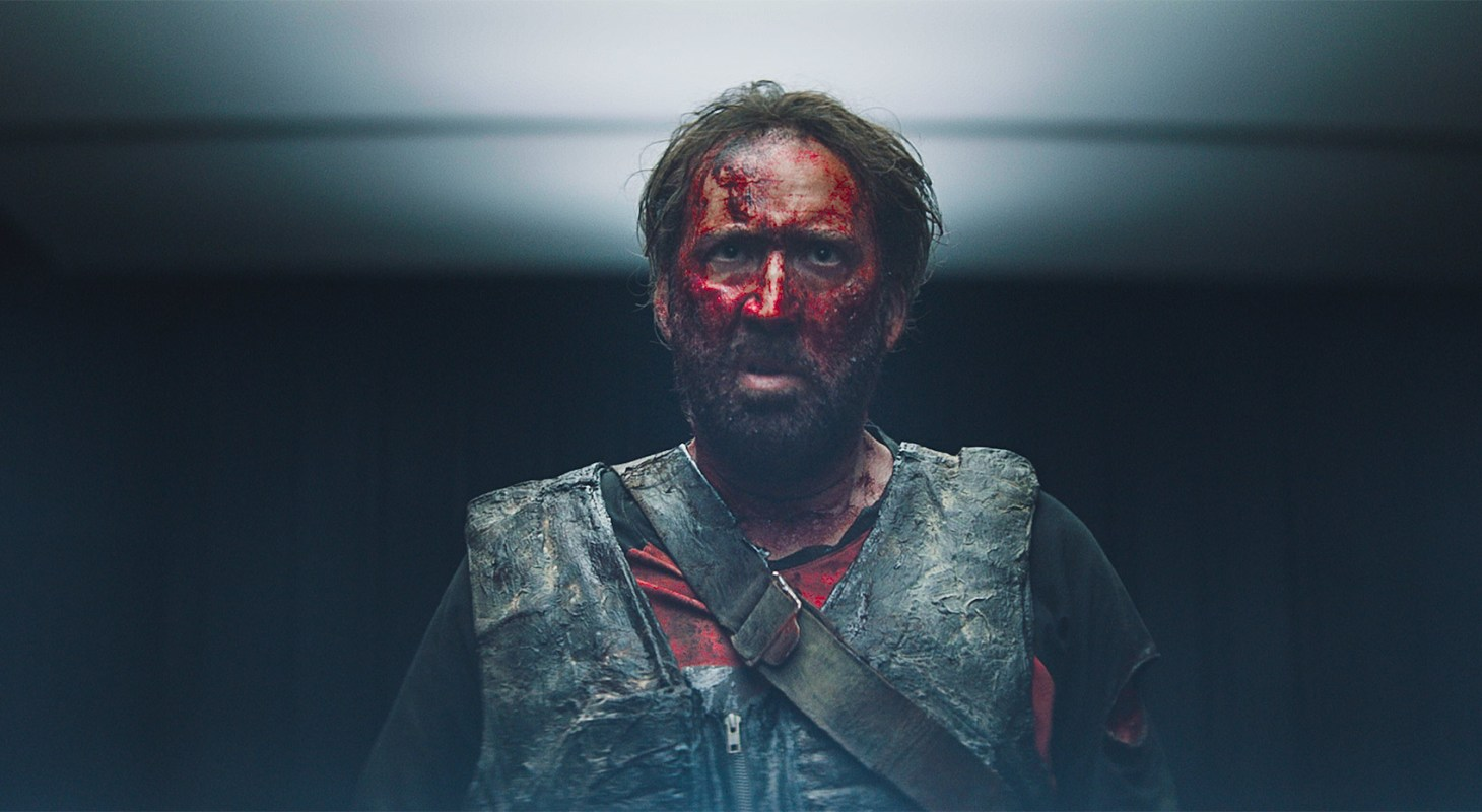 Mandy Nicolas Cage Sundance 2018