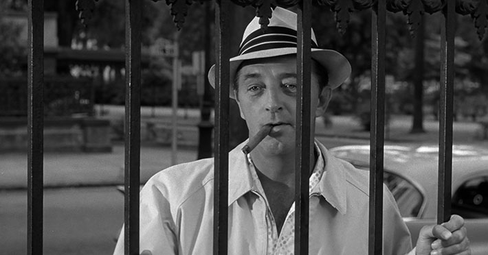 Cape Fear Robert Mitchum
