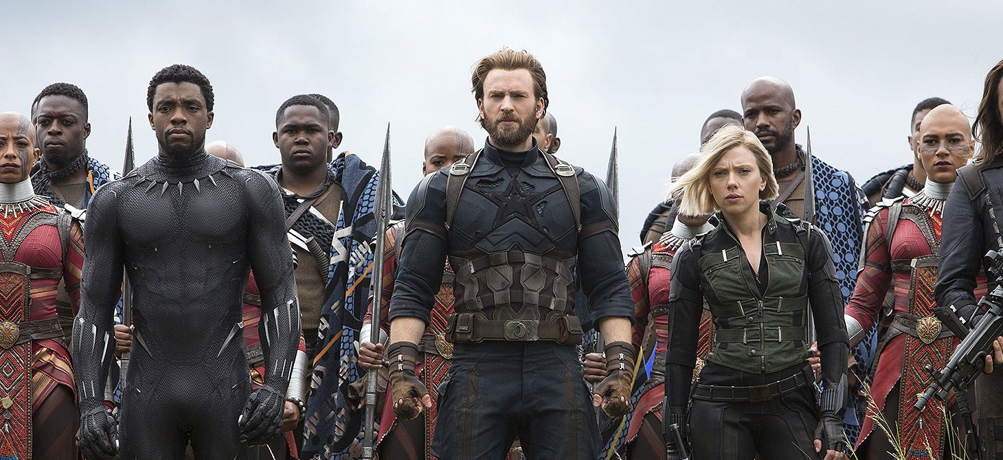 Avengers: Infinity War Character Deaths