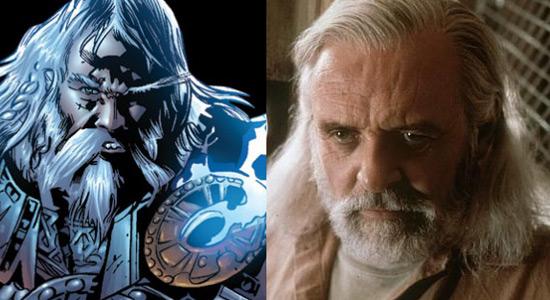 Anthony Hopkins to play Thor's Daddy | DorkShelf.com
