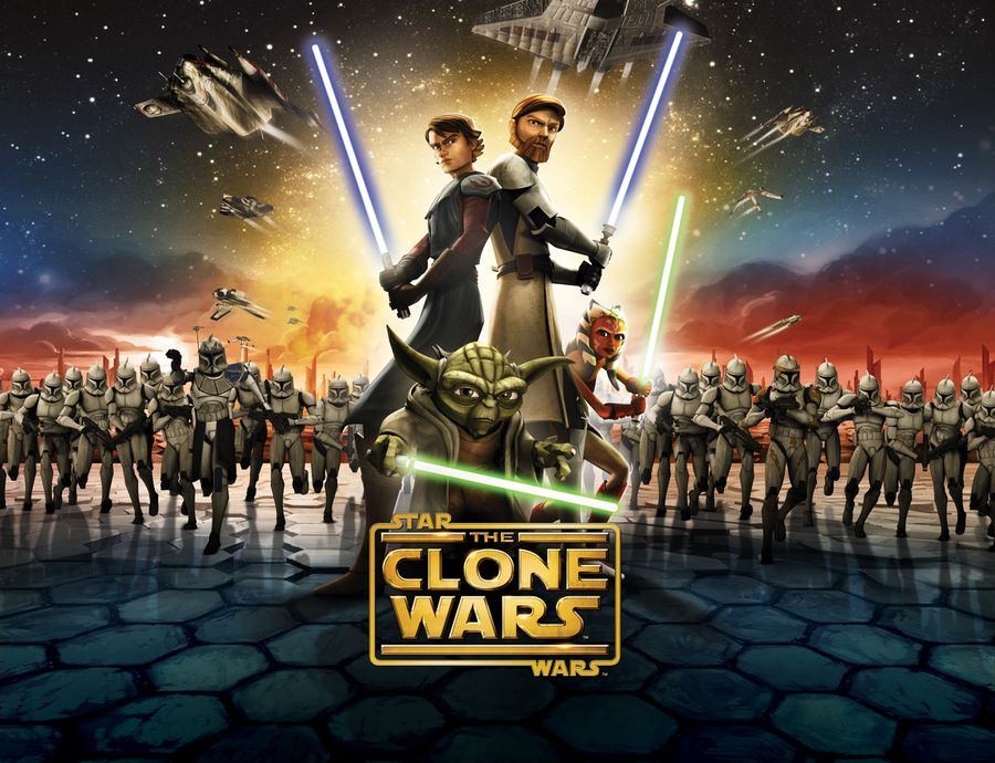 Star Wars 5 Surprising things The Clone Wars TV Show gave