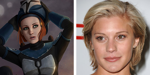 Katie Sackhoff as Bo-Katan Kryze