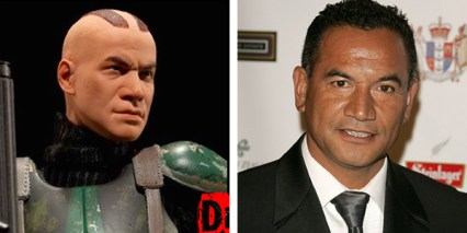 Temuera Morrison as Commander Gree
