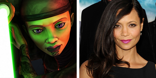 Thandie Newton as Luminara Unduli