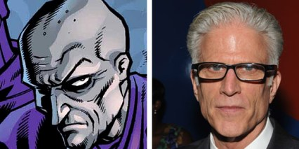 Ted Danson as Sate Pestage