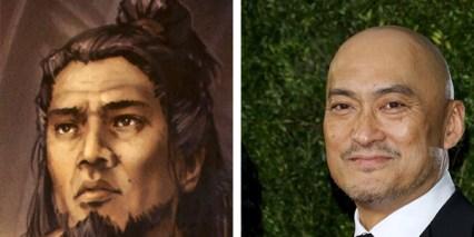 Ken Wantanabe as Syfo-Dias