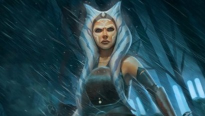 Ahsoka, by EK Johnston, reviewed by Todd Canipe
