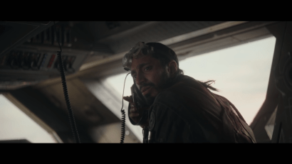 Bodhi Rook gives Rogue One call sign