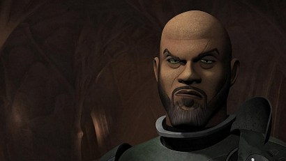 Saw Gerrera joins Star Wars Rebels