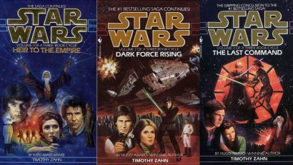 Star Wars Episodes 7,8 and 9
