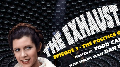 The Exhaust Port - The Politics of Star Wars with Todd Canipe and Dan Bruer