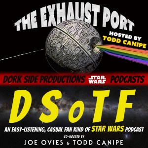 Subscribe to The Exhaust Port and Dork Side Podcasts on iTunes