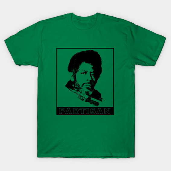 Saw Gerrera, Partisan Rebel t-shirt