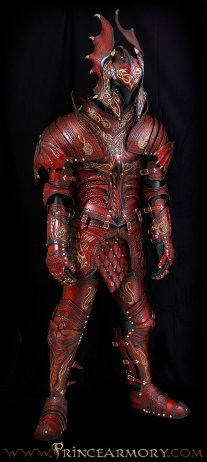 flame_dragon_armor_by_azmal-d7m2ugc