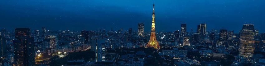Godzilla Trivia (Picture of Tokyo)