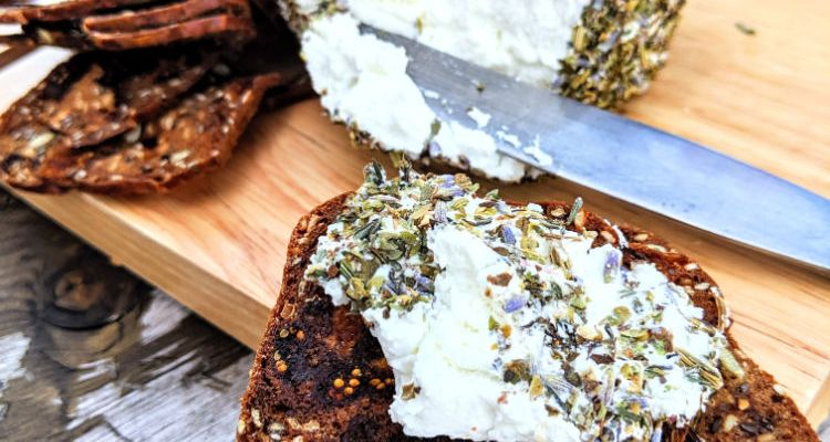 Herb & Goat Cheese Ball