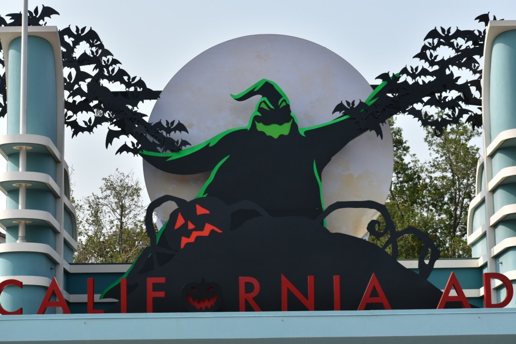 dca prepares for oogie boogie bash