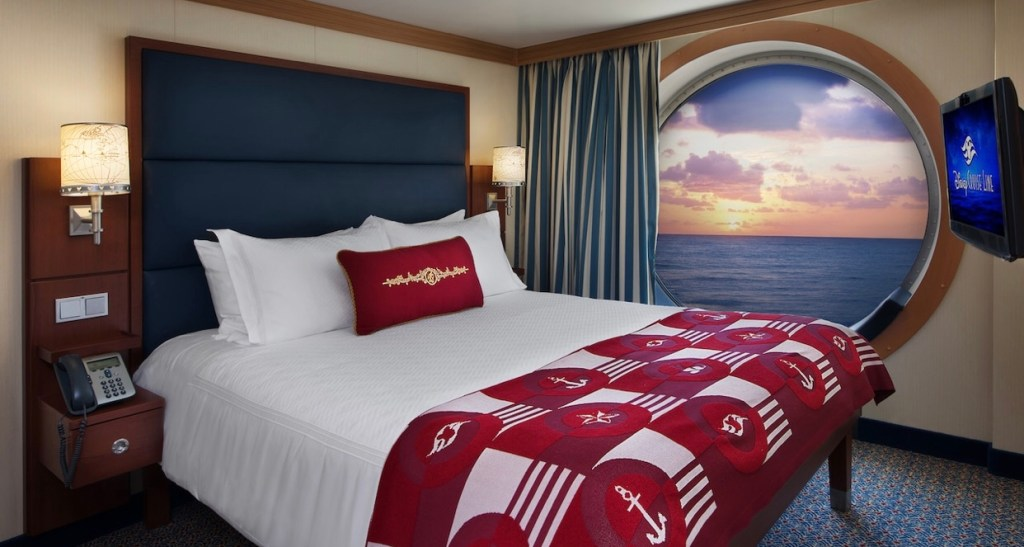 disney dream cruise line room