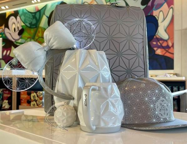 epcot light merchandise collection