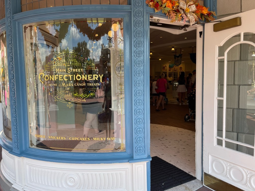 main street confectionery reopening