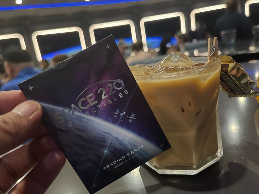 Space 220 cocktail