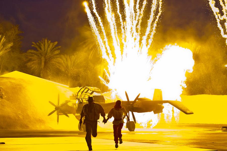 indiana jones epic stunt spectacular returns