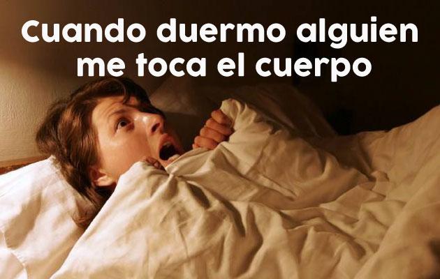 Cuando duermo