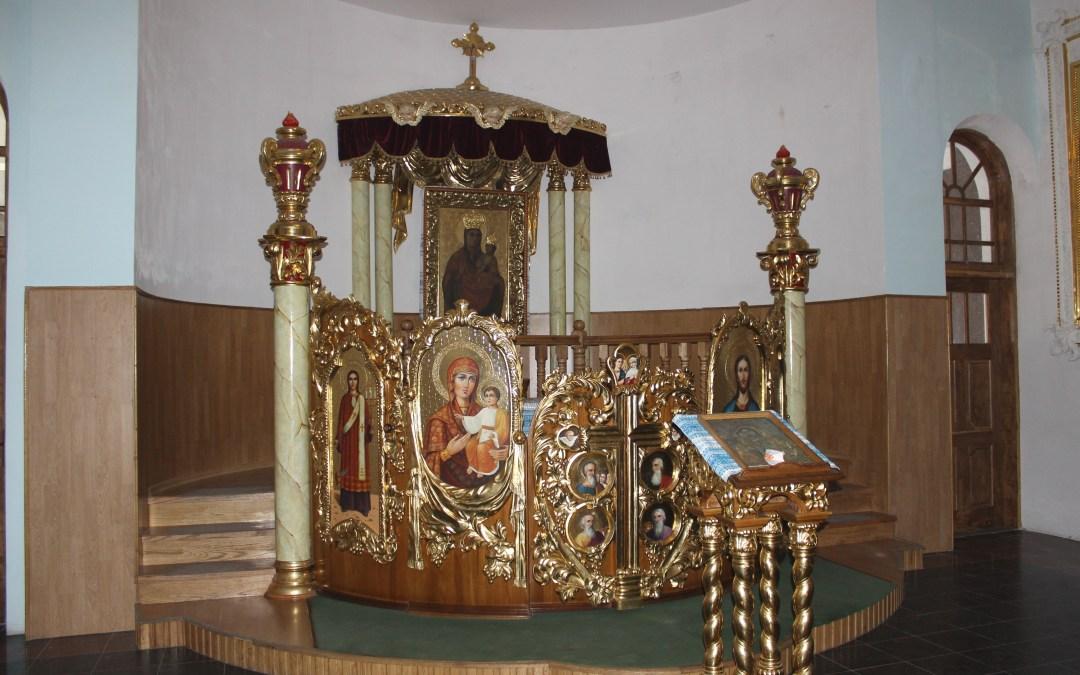 We are all pilgrims Muslims have Mecca, Catholics have numerous sacred sites in Ukraine
