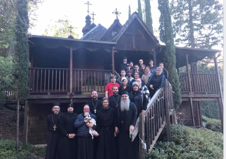 Climbing the Mountain: Young Adults Pilgrim's Retreat