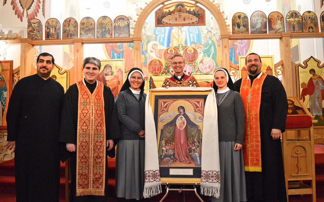 Mercy, prayer and faith sustain Syrian Christians who fled terrorist persecution