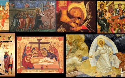 Brief Reflections: HOLY WEEK & EASTER SERVICES (ENG/UKR)