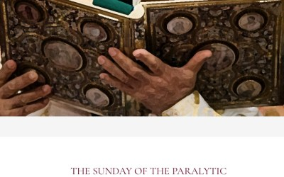 God With Us: RESOURCES FOR THE DOMESTIC CHURCH – THE SUNDAY OF THE PARALYTIC