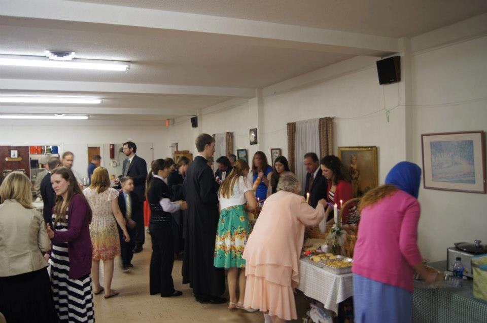 The Paschal Feast