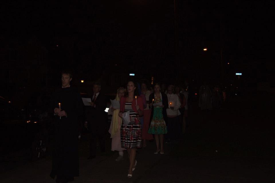Paschal Procession