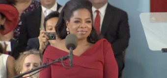 President Obama awards Medal of Freedom to Oprah Winfrey